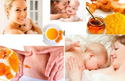 Cách uống Tinh Bột Nghệ sau sinh mà mẹ nào cũng nên biết