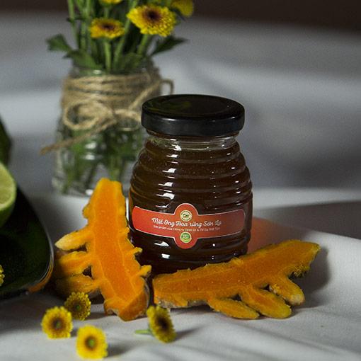 Mật ong rừng Sơn La 350ml